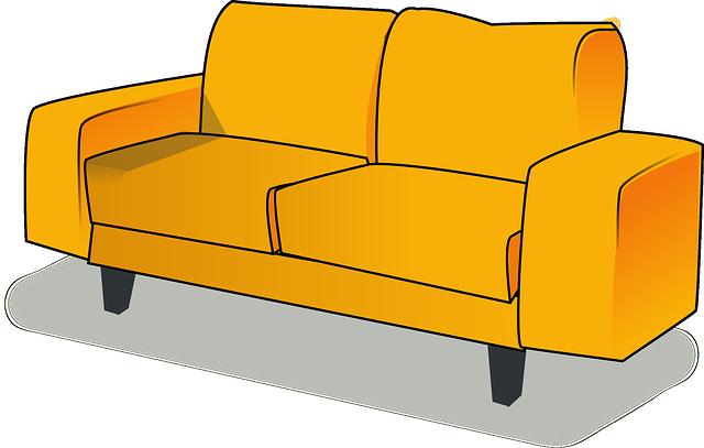 粗大ごみ用ソファー